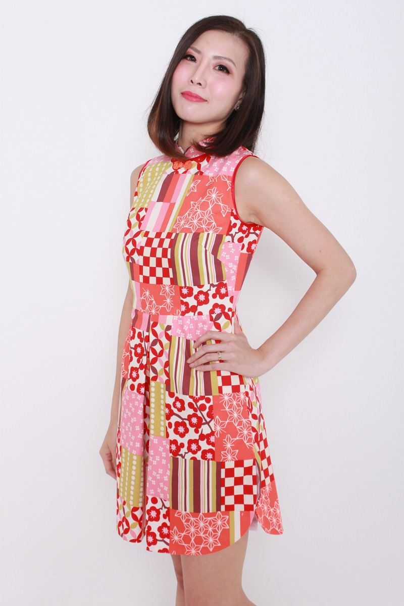 Galerry flare office dress