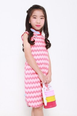 Girls CNY cheongsam Qipao kids party clothes Racial harmony performance /Girls cheongsam(qipao) girls dress singapore online