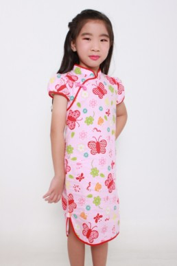 cny cheongsam for girls